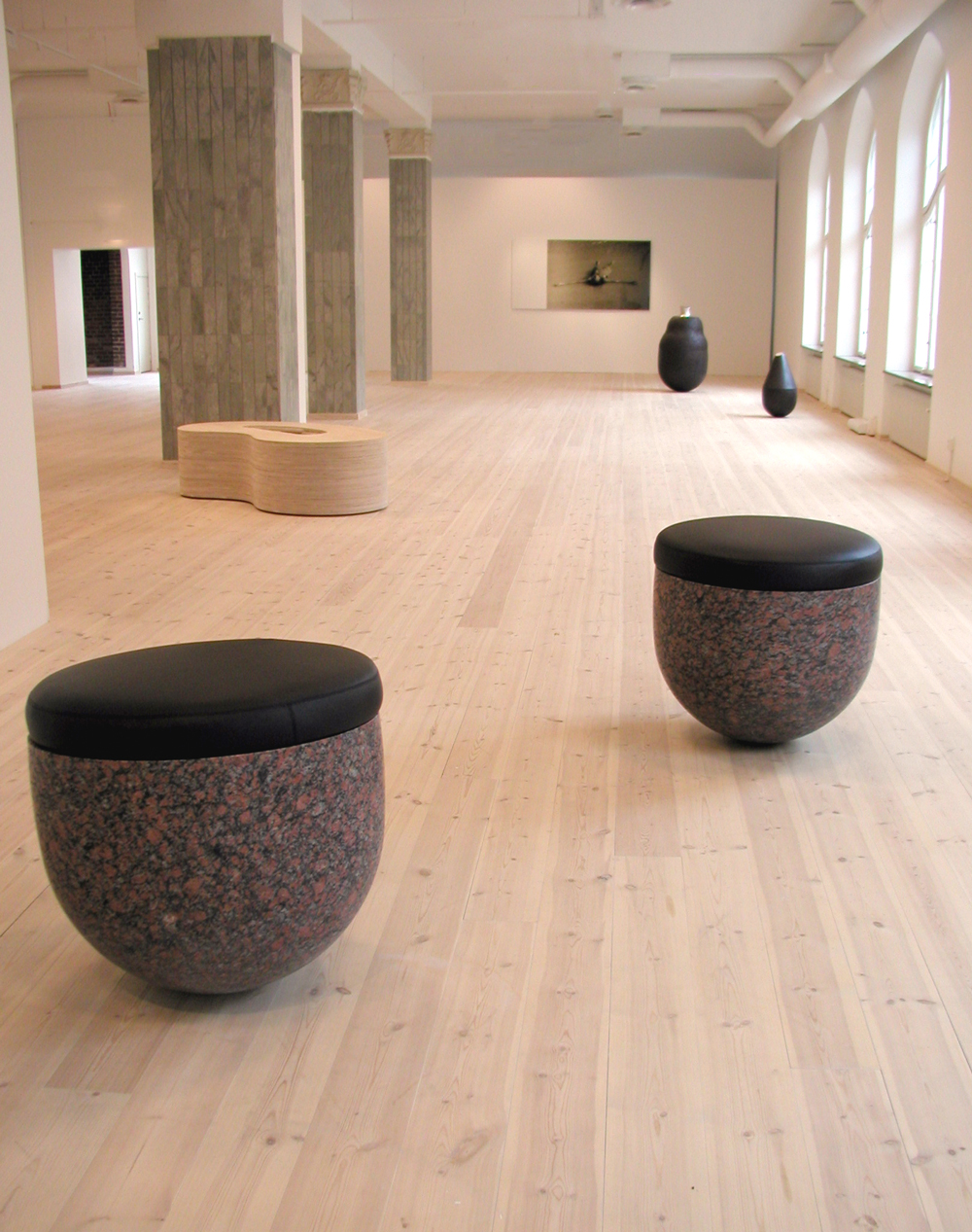 Pre Ooze, Kristianstads konsthall