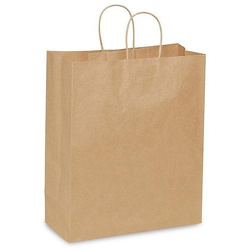 Бумажный пакет с ручками 320x150x300