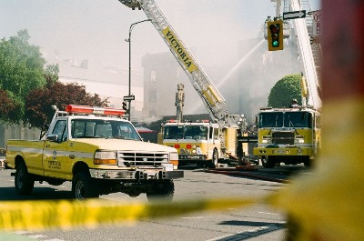 Emergency responders require unfailable communications