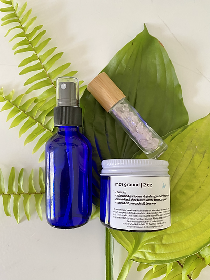 YOU: being  -  an evening of embodiment & aromatherapy