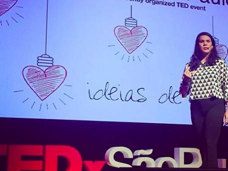 Sobre sonhar e realizar: meu dia no palco do Tedx