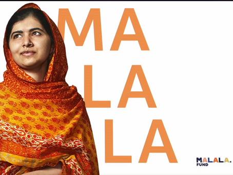 12 lições de Malala no Brasil