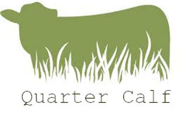 Grassfed Beef Quarter-Calf, Processed and Packaged