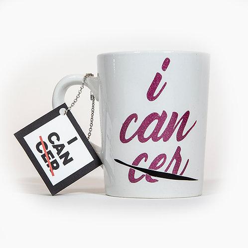 I CAN (CER) Mug Pink