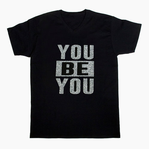 You Be You Silver Unisex