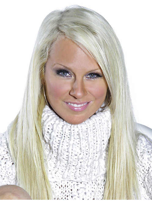 Promo 18 White Sweater Headshot