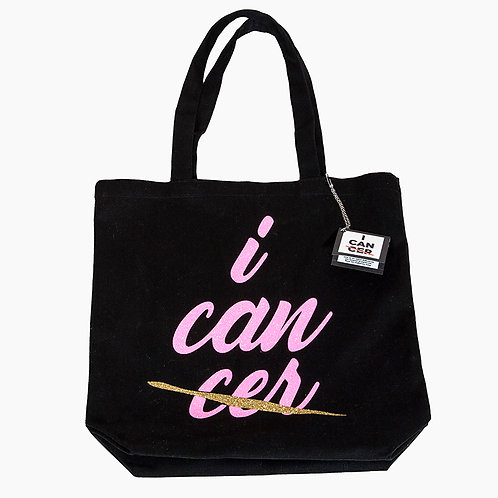 I CAN (CER) Tote Black