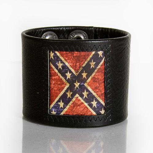 Rebel Flag Cuff