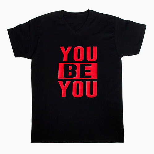 You Be You Red Unisex