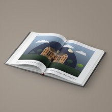 Kirjan kuvitus