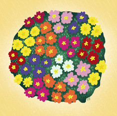 Äitienpäivän kukat