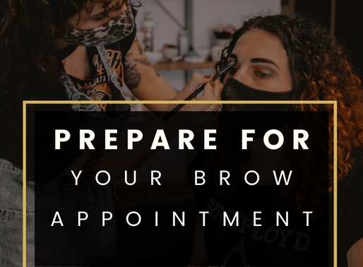 Let that Unibrow Grow (Before your Brow Appointment)