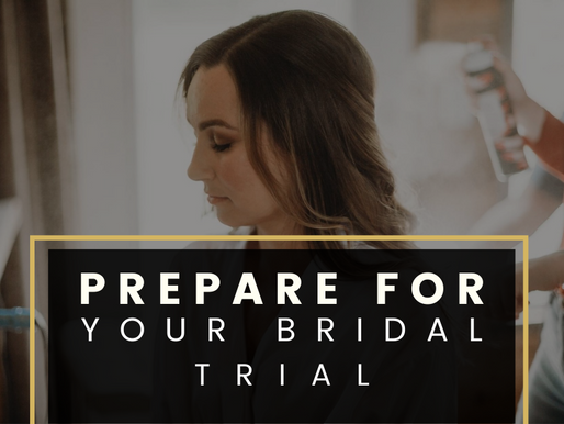 How to have a Successful Bridal Trial