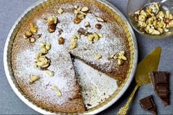Hazelnut & Chocolate Torte