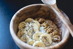 Anthony's Super Bowl Porridge
