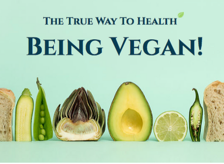 BEING VEGAN! What You Need To Know
