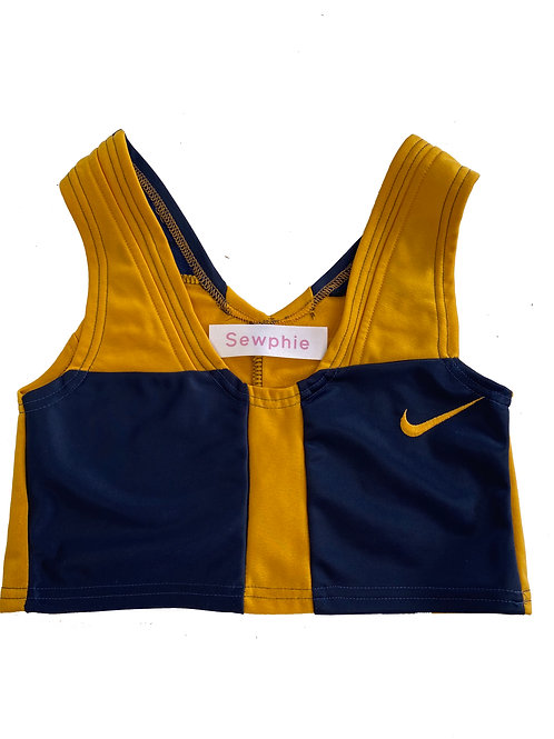 Nike Reworked Crop Top