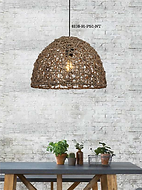 Barnes big Palm Rope luminaire