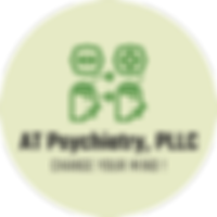 AT Psychiatry, PLLC Logo