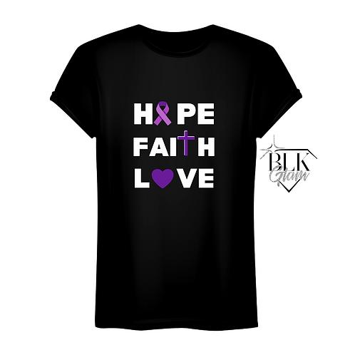 Hope. Faith. Love