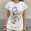 Thumbnail: T-shirt glitter ballerina