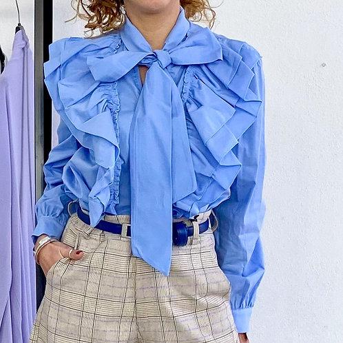 Blusa rouches