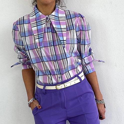 Camicia Dandy glicine