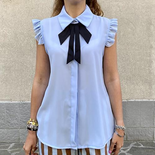 Camicia Gaia azzurra