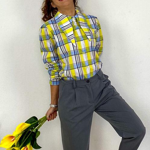 Camicia Dandy gialla