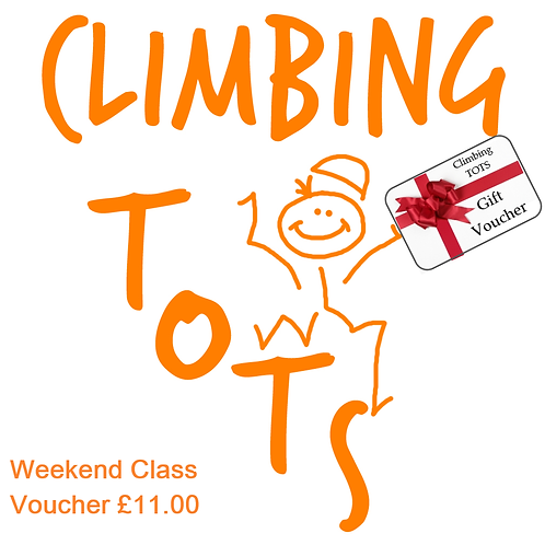 Gift Voucher - Weekend or Holiday class