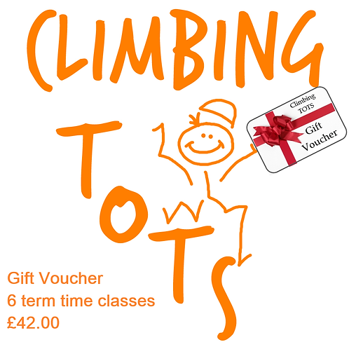 Gift Voucher - 6 Weekday term time classes (average 1/2 term)
