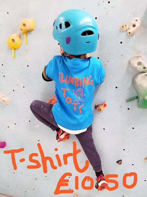 Climbing TOTS T-shirt