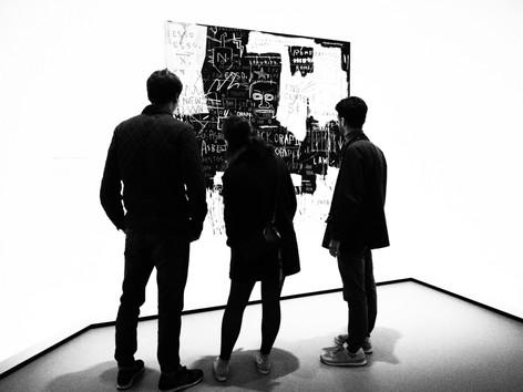 Visiting Basquiat