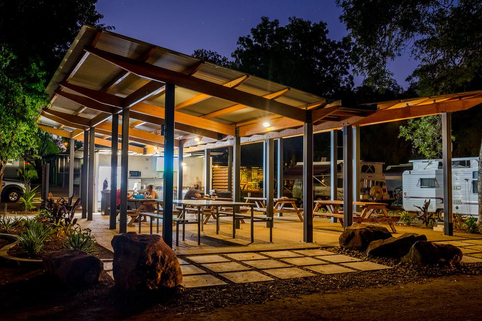 Evening Architecture