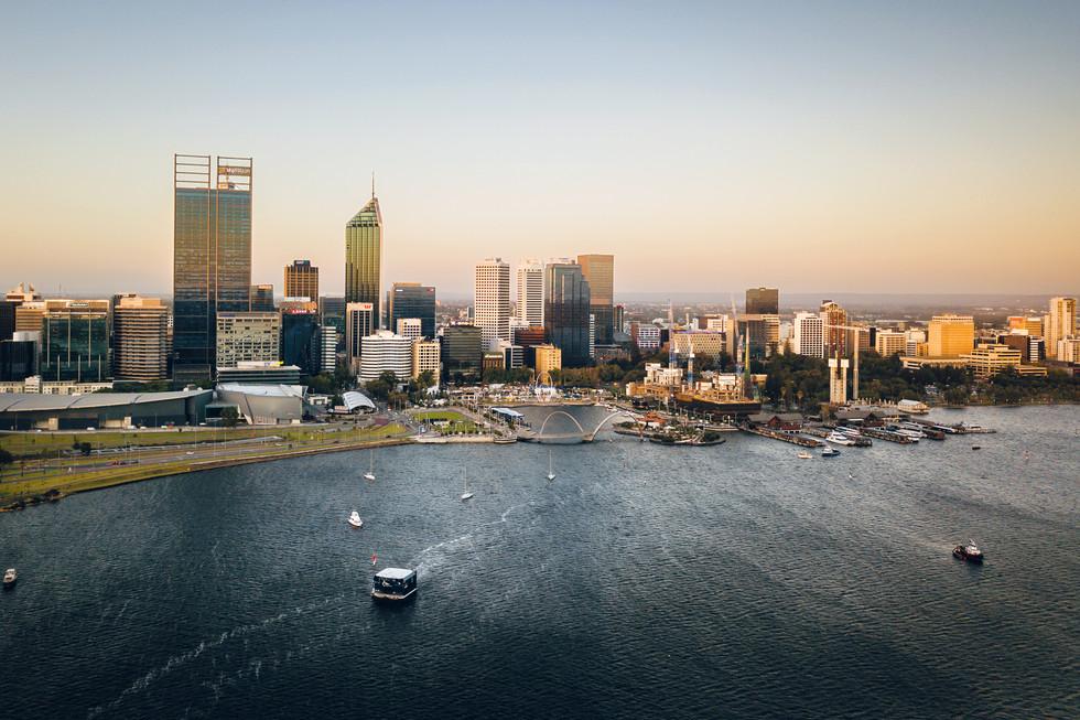 Perth Cityscape