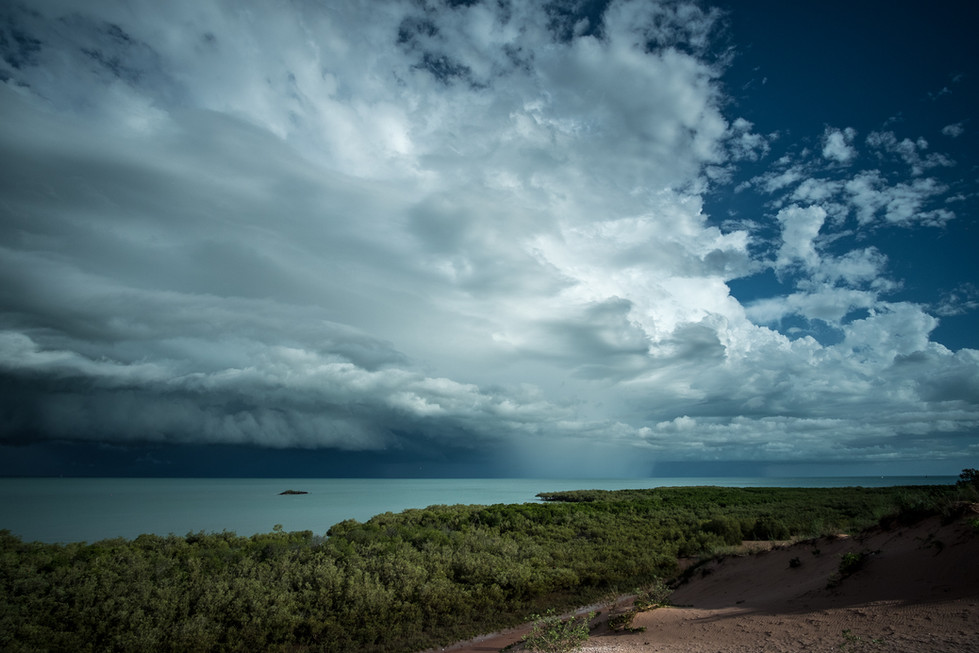 Monsoon in Broome