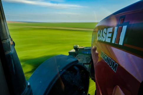 Long Exposure Tractor
