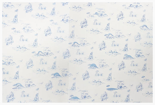 wall paper animation, innovative animation, interesting wall paper, hand printed wall paper