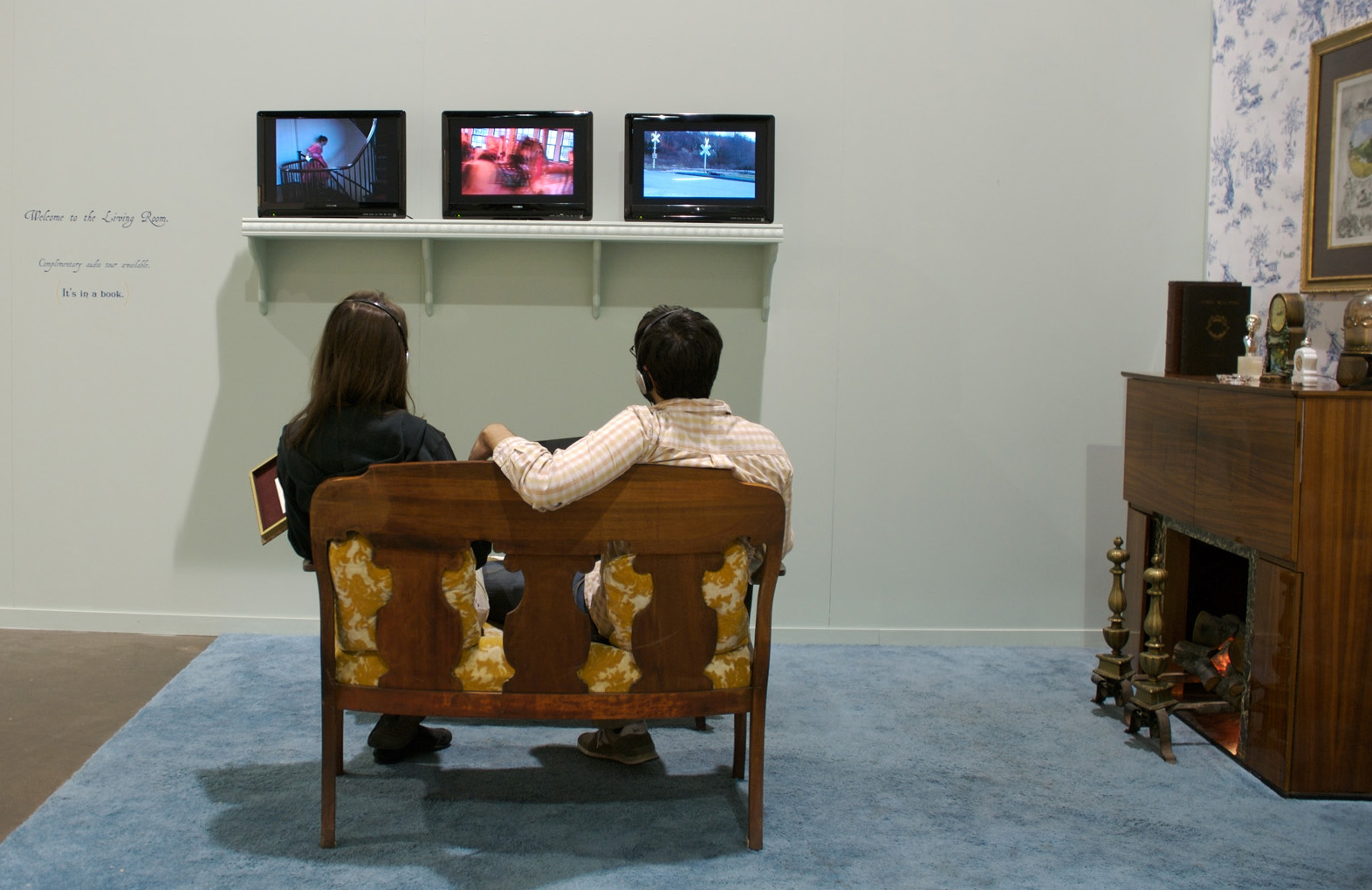 View of videos