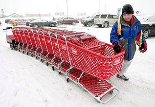 Shopping Cart Shepherd