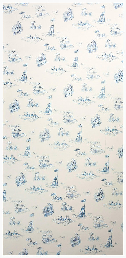 innovative wall paper, hand made wall paper, contemporay wall paper