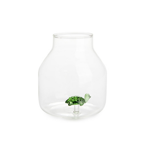 Vase conique ATLANTIS vert