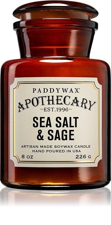 Bougie Apothecary - Sea Salt & Sage