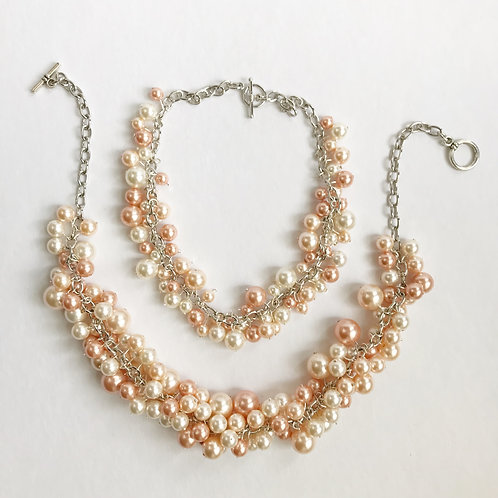 Mother and Child Bubbly set