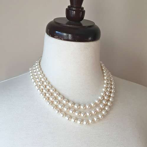Classic Knotted 3-strand