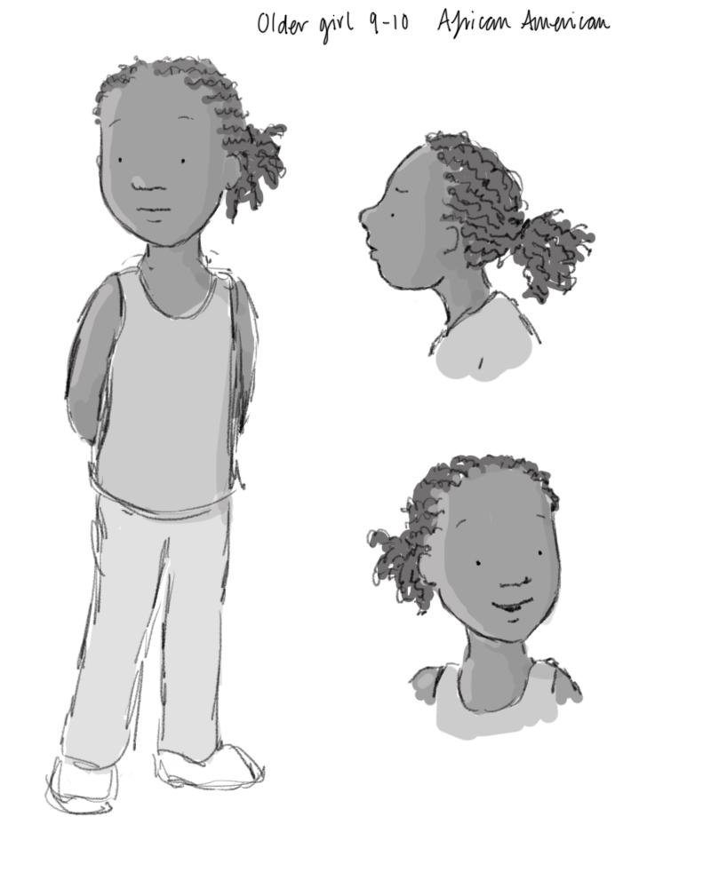 girl 9_10 african american