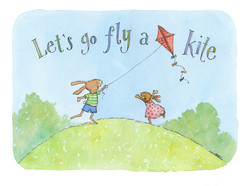 claire keay fly a kite