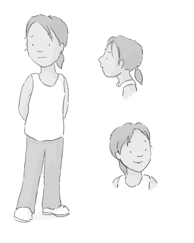 girl 9_10 caucasian