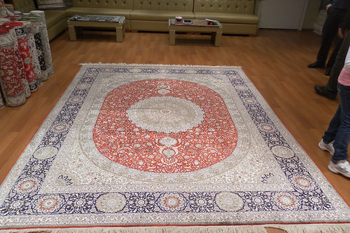 Super Fine Hereke Silk Rug