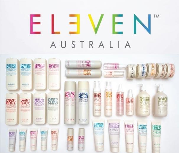 ELEVEN AUSTRALIA HAIR & BODY
